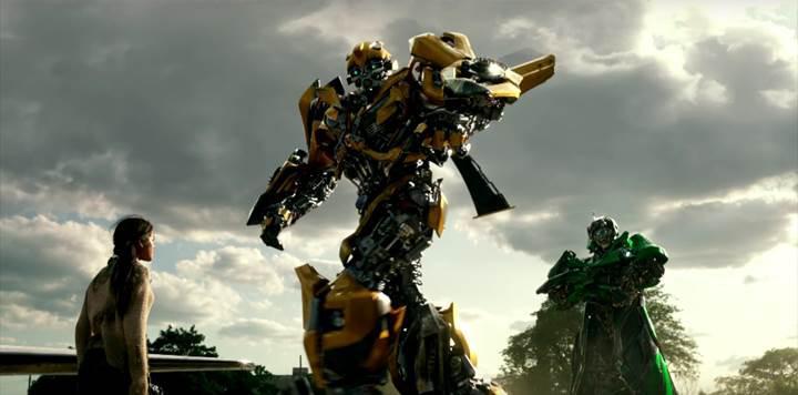 Transformers: The Last Knight'ın yeni fragmanı yayınlandı
