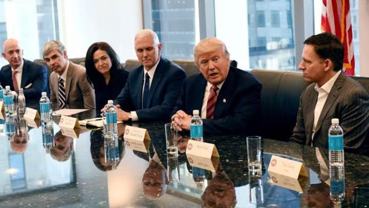 Trump'ın ikinci seyahat yasağı kararnamesine teknoloji devleri sessiz kaldı