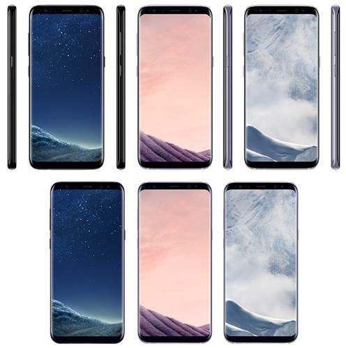 Samsung Galaxy S8 benchmark rekorları kırıyor