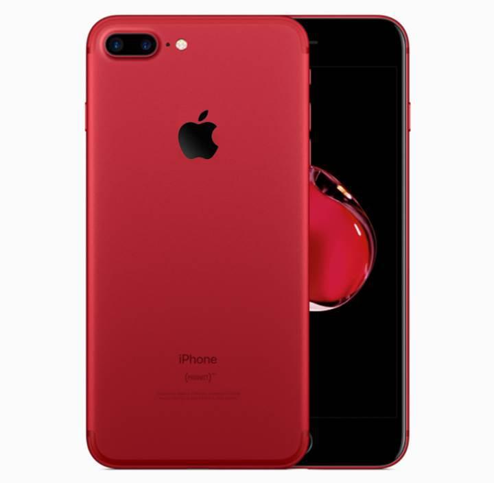 Apple'ın kırmızı iPhone'una tasarımcılardan eleştiri yağıyor