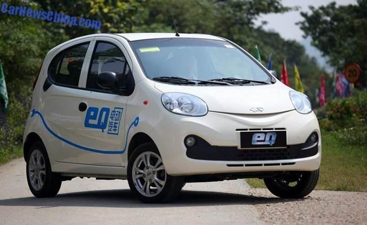 Çinli otomobil üreticisi Mercedes-Benz EQ serisini şikayet etti