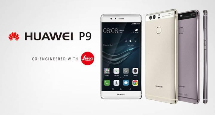 Huawei P9 serisi 12 milyon adet sattı