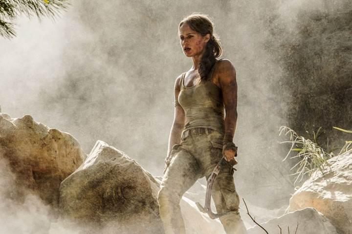 Tomb Raider filminden ilk görüntüler yayınlandı