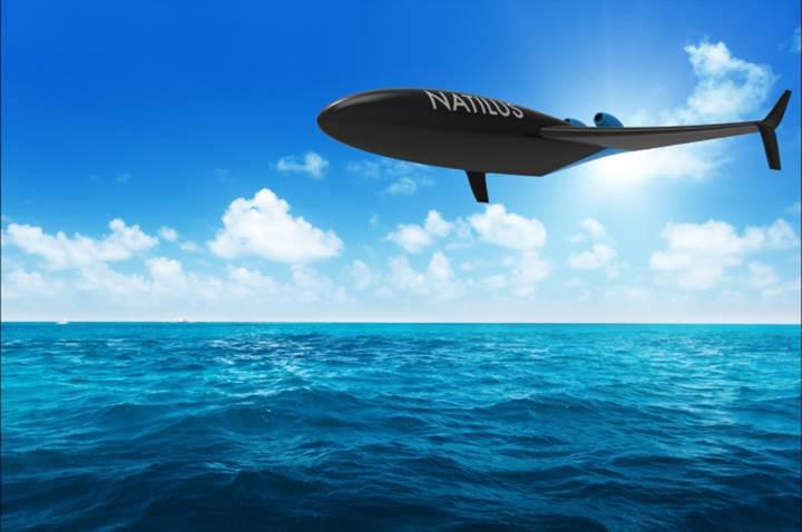 60 Metre boyundaki dev dronelar havayolu taşımacılığını ucuz hale getirebilir