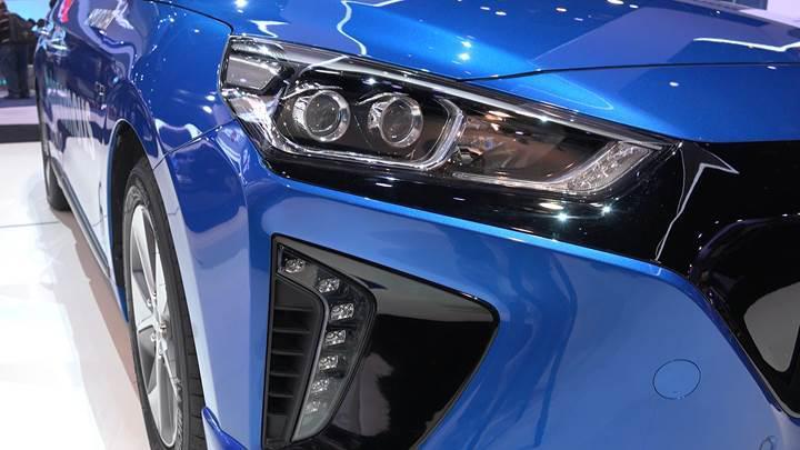Hyundai IONIQ ön inceleme: Türkiye'ye de geliyor!