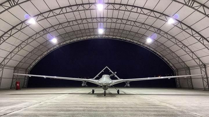 Türk mühendisleri tarafından geliştirilen insansız hava araçları