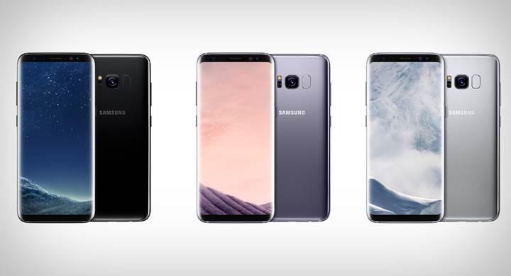 Samsung Galaxy S8 serisi karşınızda: Her şey yeniden başlıyor