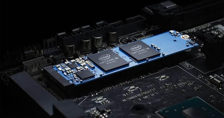 Intel Optane kısmen de olsa masaüstüne geliyor