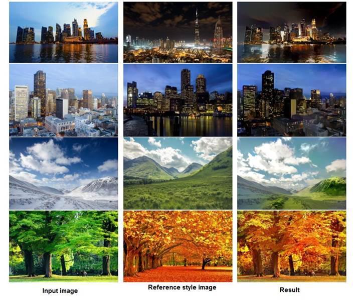 Adobe'dan fotoğraf stili transfer edebilen müthiş teknoloji