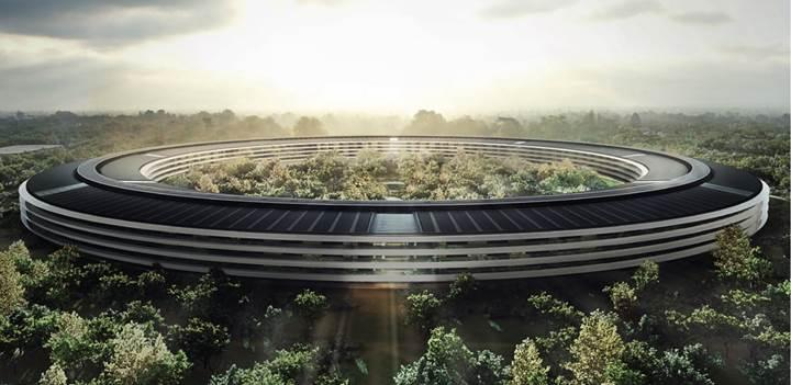 Apple'ın 5 milyar dolarlık kampüsünün 4K videosu yayınlandı