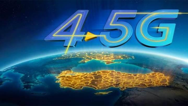 Turkcell 4.5G ile kullanıcıların data kullanımı yüzde 92 arttı