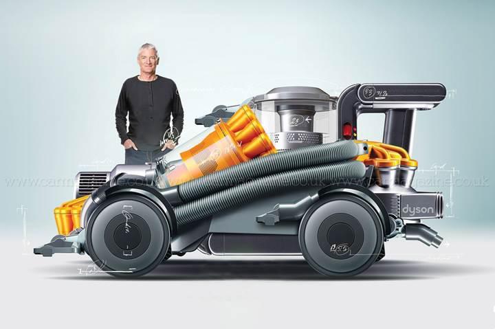 Dyson, elektrikli otomobil fikrini rafa kaldırdı