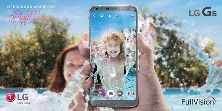 LG G6′nın Türkiye fiyatı ve satış tarihi netlik kazandı