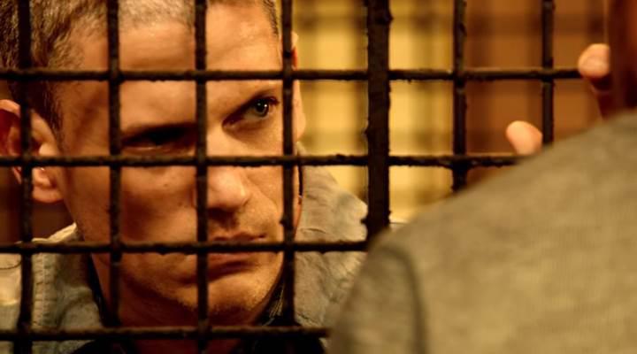 Prison Break efsanesi yeniden ekranlarda: İlk 5 dakika yayınlandı