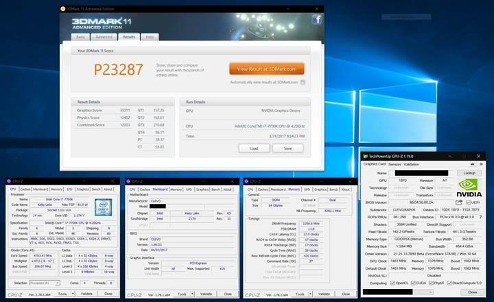 Nvidia GeForce GTX 1080 Ti mobilin yolunu tuttu
