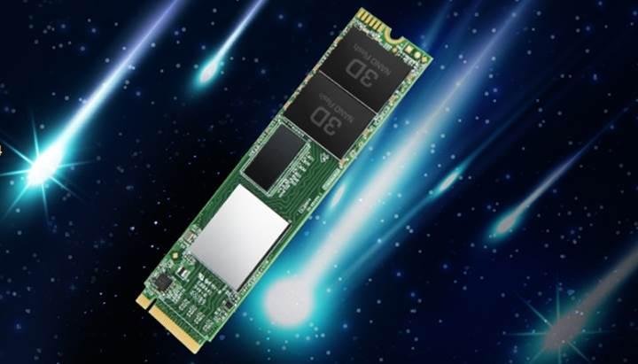 Transcend ilk NVMe tabanlı SSD modelini duyurdu