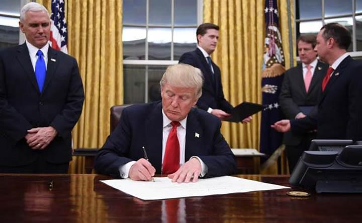 Donald Trump imzayı attı: İnternet verileri artık satılık