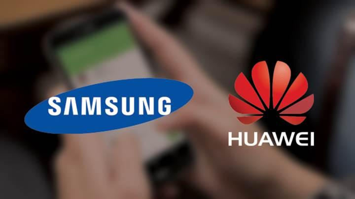 Huawei, Samsung'a açtığı patent davasını kazandı