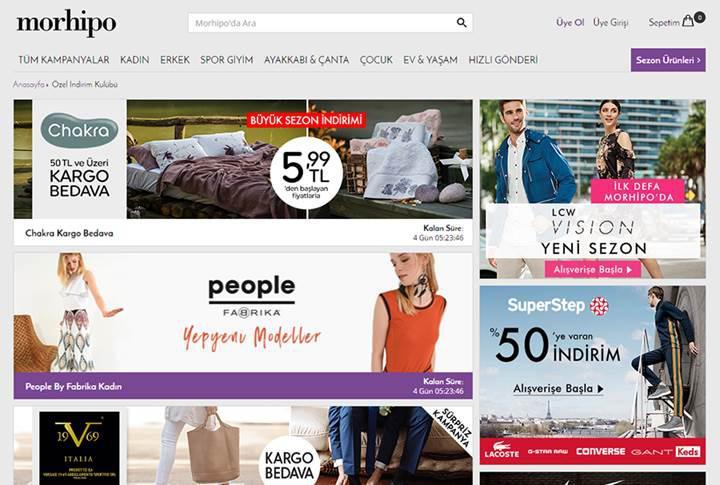 Boyner, popüler online alışveriş sitesi Morhipo'yu satıyor