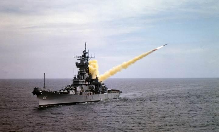 ABD, 50 milyon dolarlık füzeleri ateşledi, Suriye'de işler karıştı