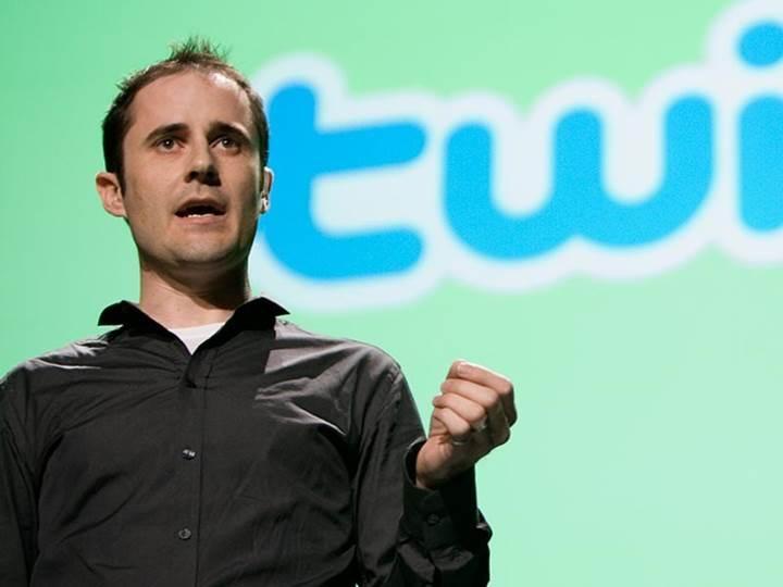 Twitter'ın kurucularından Ev Williams hisselerini satıyor