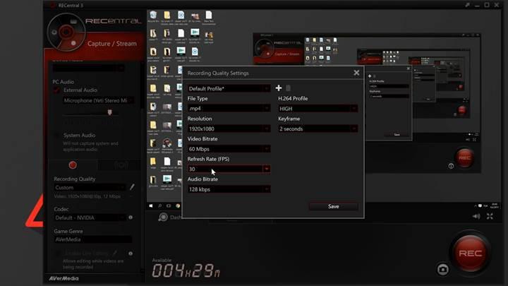 Avermedia'dan PC bağımsız oyun kayıt sistemi