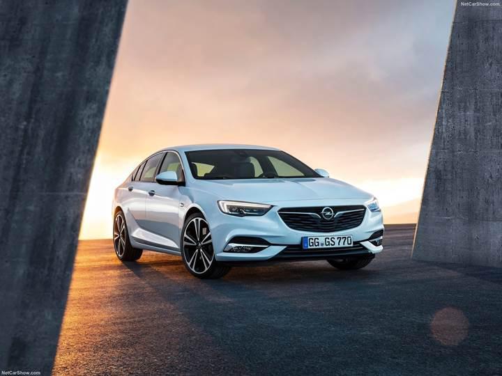 Opel'in yeni büyük boy SUV'u ve Buick modelleri Almanya'da üretilecek