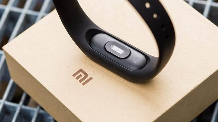 Xiaomi Mi Band 2 Red Dot Tasarım Ödülü'nü kazandı