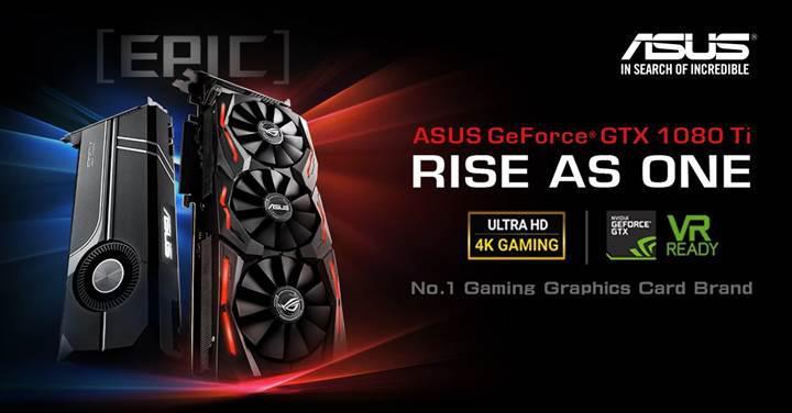 Özelleştirilmiş Nvidia GeForce GTX 1080 Ti ekran kartları satışa başladı