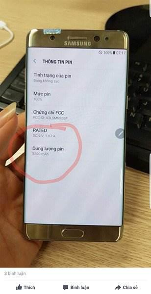 Elden geçirilmiş Galaxy Note 7R modelleri ortaya çıktı