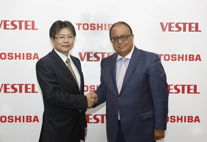 Vestel, Toshiba'nın televizyon bölümünü satın alabilir