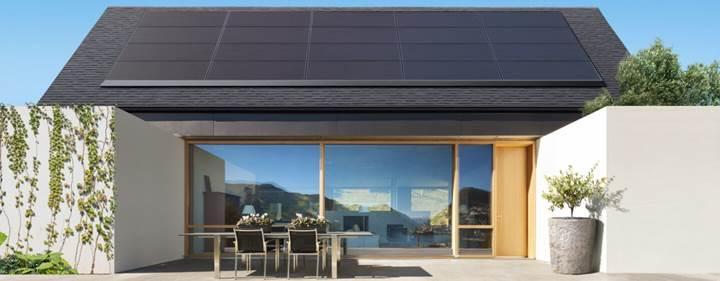 Tesla'dan yeni ve pratik güneş çatıları