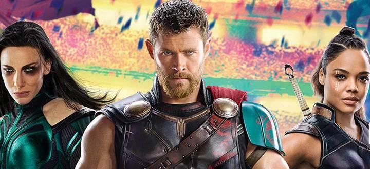 Thor: Ragnarok ilk tanıtım fragmanı karşınızda