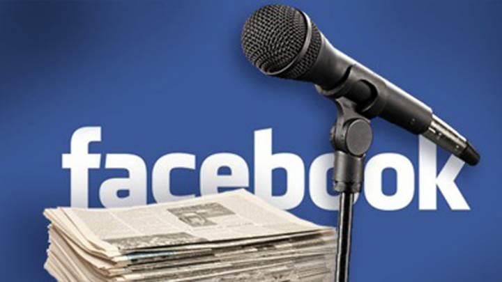 Facebook'tan gazetecilere ''Facebook'u etkin kullanma'' kursu