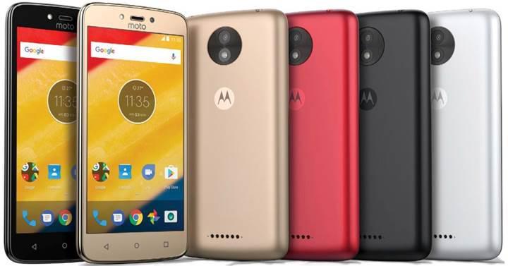 Moto C ve Moto C Plus, Motorola'nın en ucuz akıllı telefonları olacak