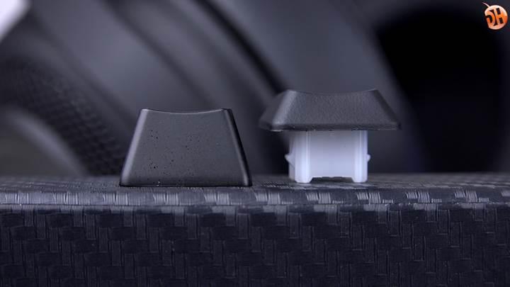 Razer Ornata incelemesi 'Mecha Membrane, yastık gibi bileklik, şahane RGB aydınlatma'