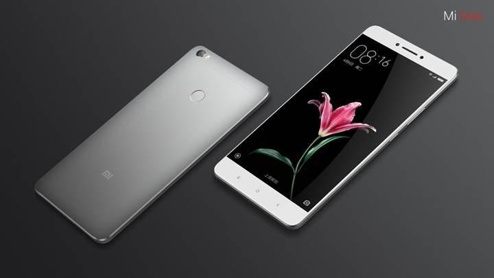 Xiaomi Mi Max 2 haftaya geliyor