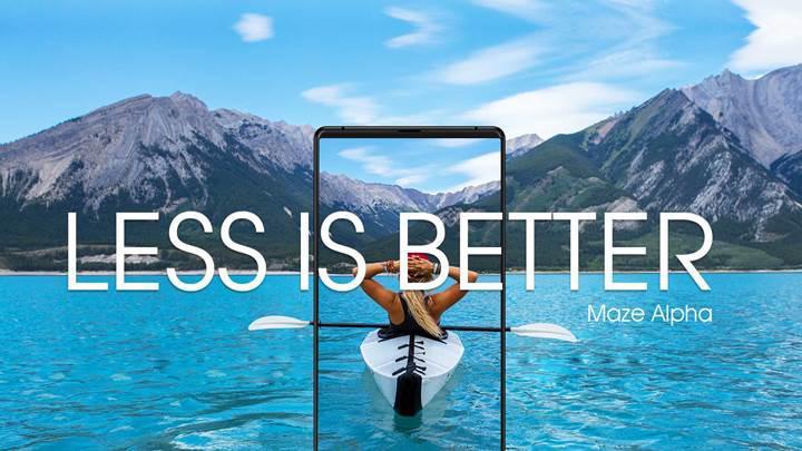 Xiaomi Mi Mix'e Çin'den göz kamaştıran bir rakip geliyor