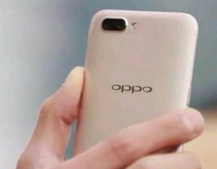 iPhone 7 Plus tasarımlı Oppo R11 göründü