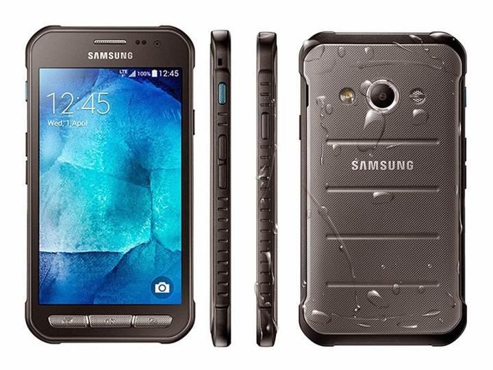 Samsung Galaxy S8 Active geliyor