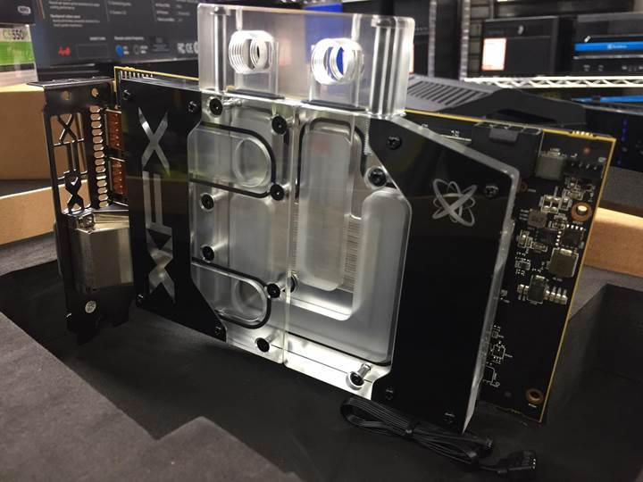 AMD Radeon RX 580 hız aşırtma rakamları ortaya çıktı
