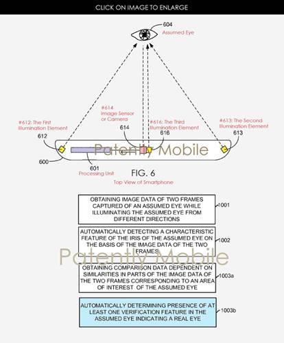Microsoft'tan yeni iris tarama sistemi