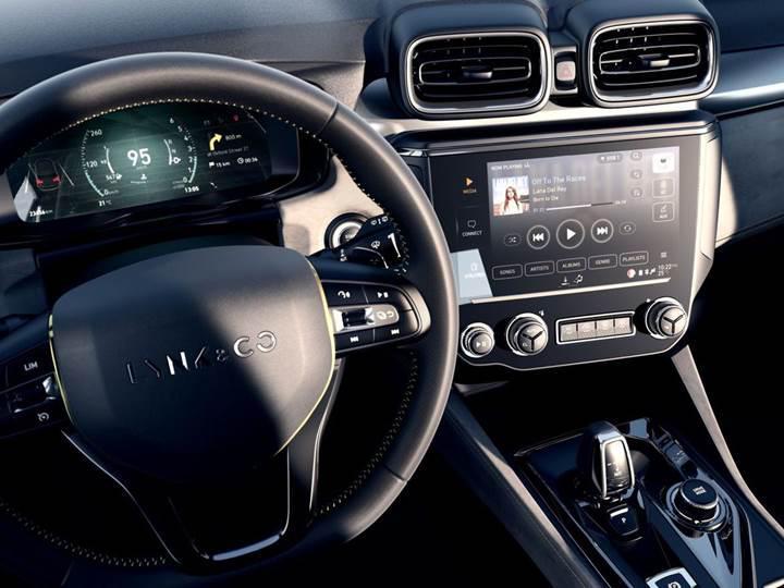 Volvo altyapılı Lynk & Co 03 Sedan, Şangay'da boy göstermeye hazırlanıyor