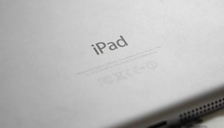 iPad 4 modeli teknik serviste iPad Air 2 ile değiştiriliyor
