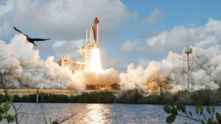 NASA ilk kez bir roket fırlatılışını 360 derece olarak yayınlayacak