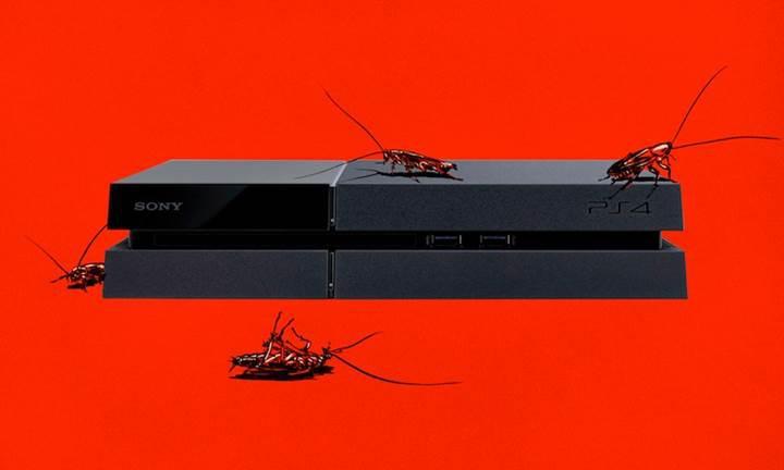 Hamamböcekleri neden PS4'ü seviyor?