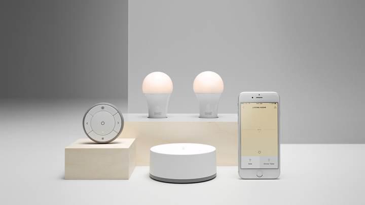 IKEA'dan ucuz akıllı aydınlatma sistemi