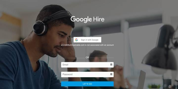 Google'dan iş arama platformu: Hire