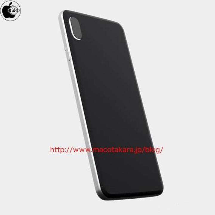 iPhone 8 paslanmaz çelik çerçeve ve dikey iSight Duo kamera ile geliyor