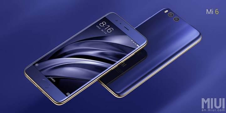 Xiaomi Mi 6 karşınızda: Kavisli kasa, daha hızlı bellek, Snapdragon 835